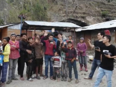 ネパールから久しぶりに戻って来ました。